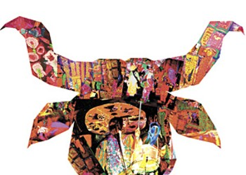 Singing bulls and Day-Glo tapestry: The spectacle of Caroliner Rainbow