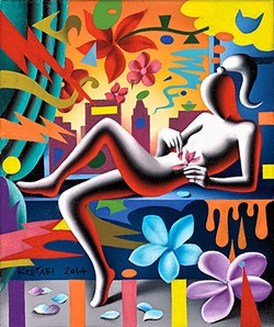 MARK KOSTABI - Singular Sensation