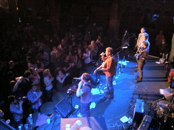 Sioux City Kid at Great American Music Hall last night.