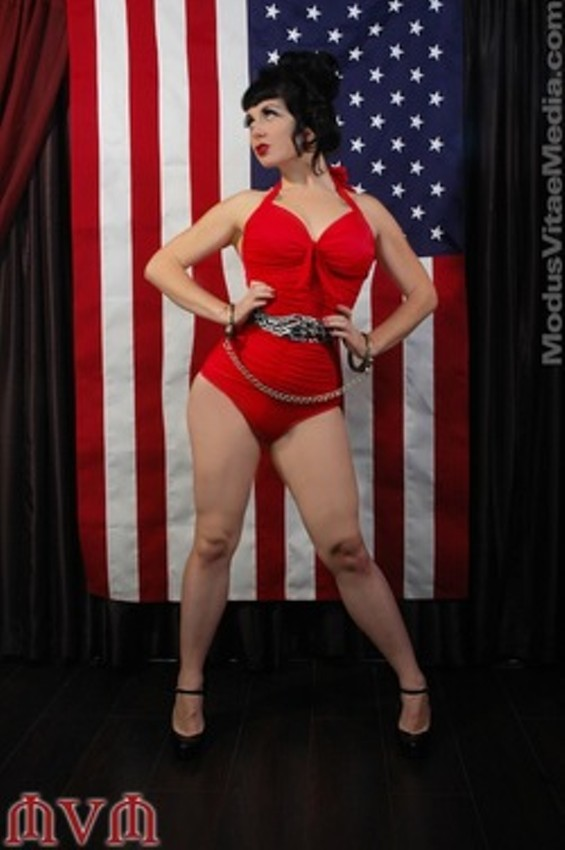 Siouxsie Q, who runs This American Whore podcast - MODUS VITAE MEDIA