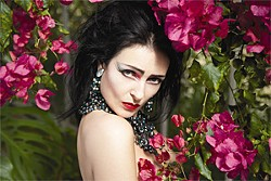 Siouxsie Sioux: Iconic as ever.