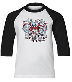 Sirron Norris Triple Truck t-shirt
