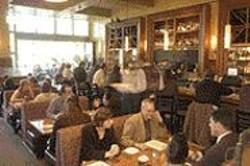 ANTHONY  PIDGEON - Sister City: Verbena in Oakland isn't Gordon's House - of Fine Eats, but it's good -- and still open, unlike - Gordon's.