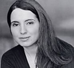 Sizzling playwright Betty Shamieh, author of The - Black Eyed.