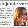 @sk Jamie Varon: I Lied On My LinkedIn Profile