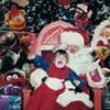 Getting Your Crazy, Creepy Christmas Blog Fix