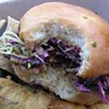 SFoodie's 92: Chile-Braised Carnitas Sandwich from Bento 415
