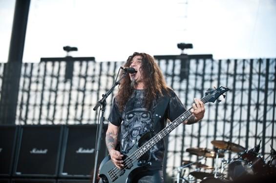 Slayer - RICHARD HAICK