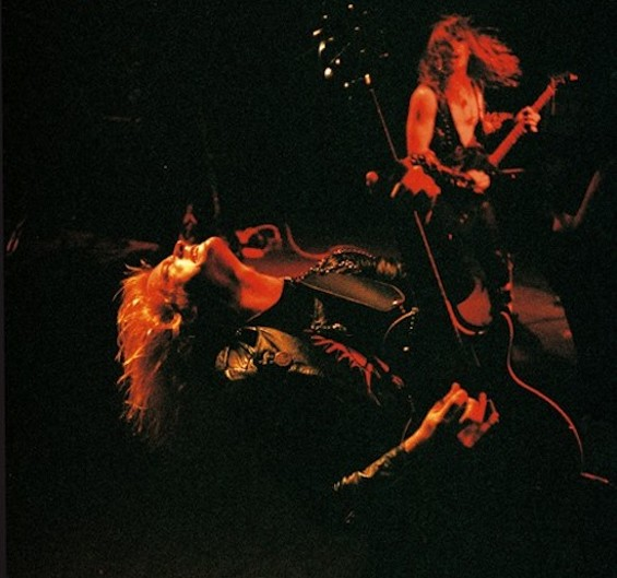 Slayer's Jeff Hanneman