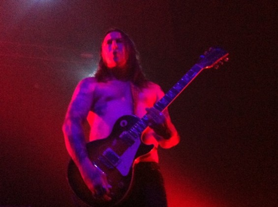 Sleep's Matt Pike