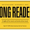 Small Stories Outpace the Big Stars at Pop-Up Mag's 'Song Reader' Edition, 5/20/13