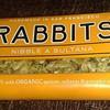 Snacktion: 18 Rabbits' Nibble a Sultana Granola Bar