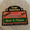 Snacktion: Bean and Cheese Pupusas from Casa Sanchez