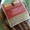 Snacktion: Frog Hollow Farm's Cherry Chocolate Chip Cookies