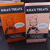 Snacktion: Kika's Chocolate Covered Coconut Shortbread