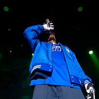 Snoop Dogg at the Fillmore