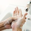 Soap Dish: Your Doctor's Cleanliness Could Be His Downfall
