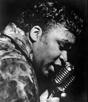 Solomon Burke in the '60s - NIGEL SKEET