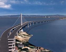 Some day, our bridge will come