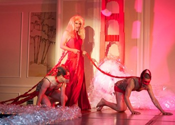 Photos from the Mister and Miss Gay San Francisco Pageant