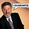 George Zimmer, Ousted Men's Wearhouse Founder, Was Marijuana Reform Bankroller