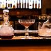The Coachman's Secret Cocktail Menu