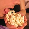Even Plain, Movie Popcorn is Grossly Fatty. But You Knew That
