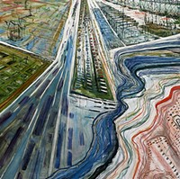 The View From Berkeley: Moving to the Bay Area Radicalized a Painter's Vision of Landscapes