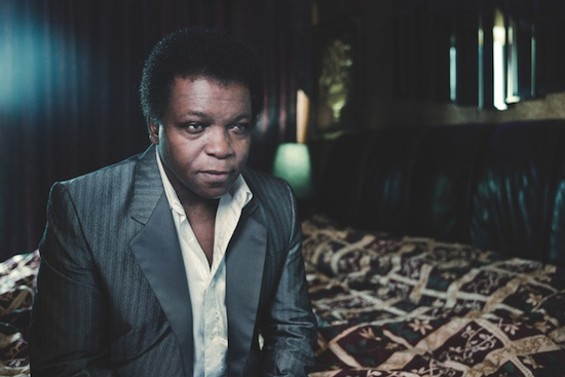 Soul-funk survivor Lee Fields performs Friday at Bimbo's.