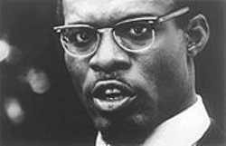 Soul on Ice: Eriq Ebouaney looks more like Malcolm X than Patrice - Lumumba, but he infuses the character with charisma.