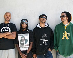 Souls of Mischief drop their best beats in a decade.