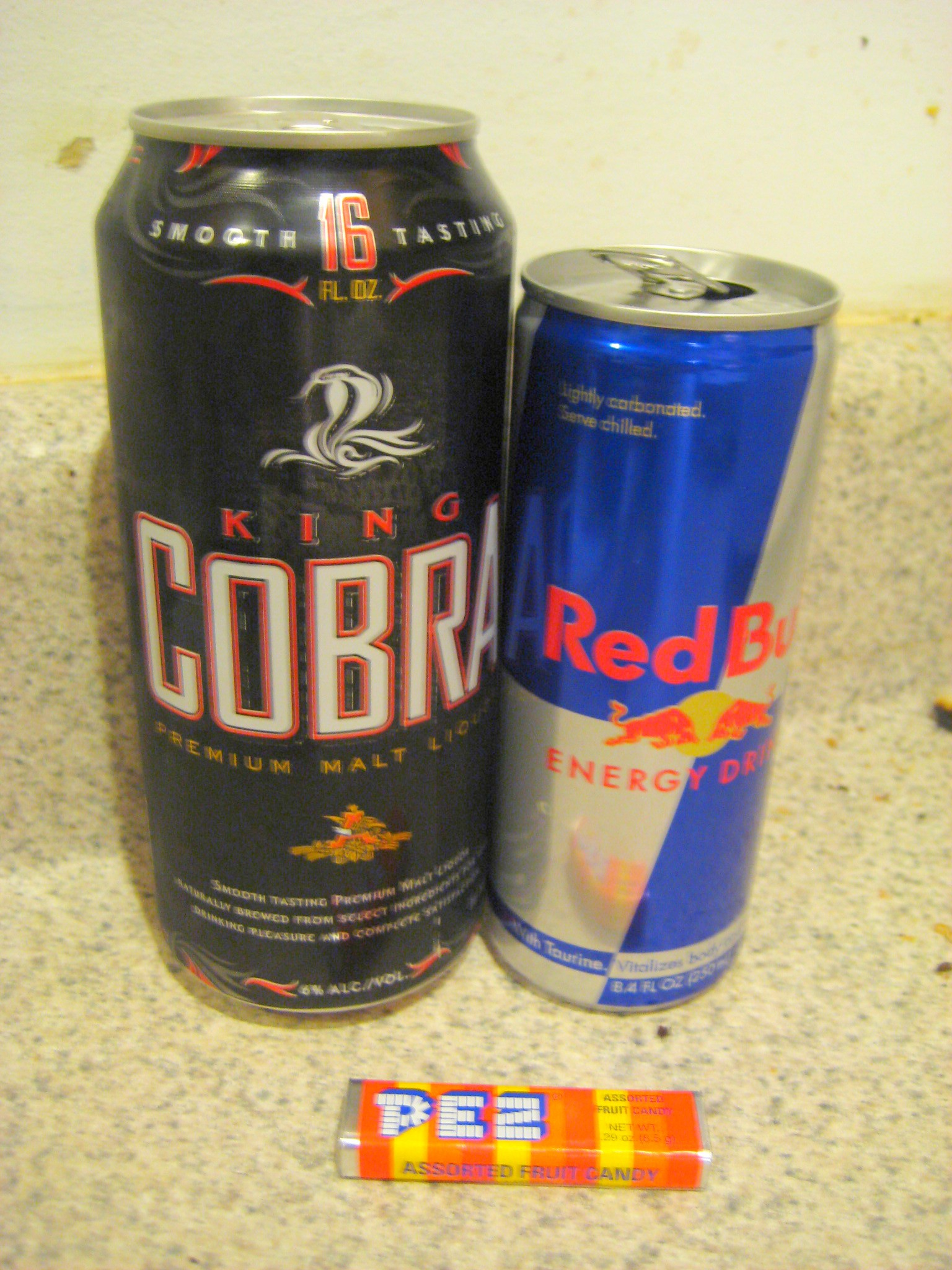 Energy Drinks Outlawed