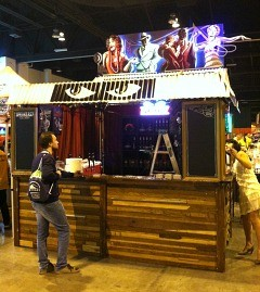 Speakeasy booth at GABF 2013. - JASON HENRY