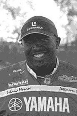 "JAMES  SANDERS - Sports Illustrated says Monroe ""is - changing the face of competitive bass - fishing."""