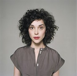 St. Vincent turns the everyday into the artistic.