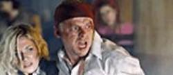 Stake-Out: Shaun (Simon Pegg) wants to - get Liz (Kate Ashfield) back.
