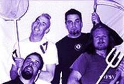 Stark Raving Brad (second from left).