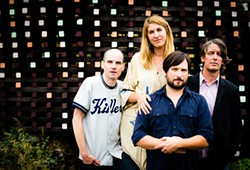 LEAH NASH - Stephen Malkmus  and the Jicks
