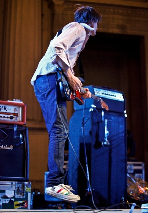 Stephen Malkmus of Pavement - GRETCHEN ROBINETTE