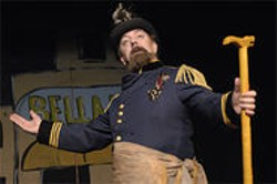 MAX  KELLENBERGER - Stephen Pawley is instantly likable as Emperor Norton, but the same can't be said for the rest of the production.