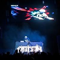 Steve Aoki & Datsik @ Civic Auditorium