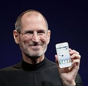 Steve Jobs is responsible for changing the world, and crime