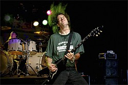 "Steve ""Lips"" Kudlow: jolly demigod of Canadian metal."