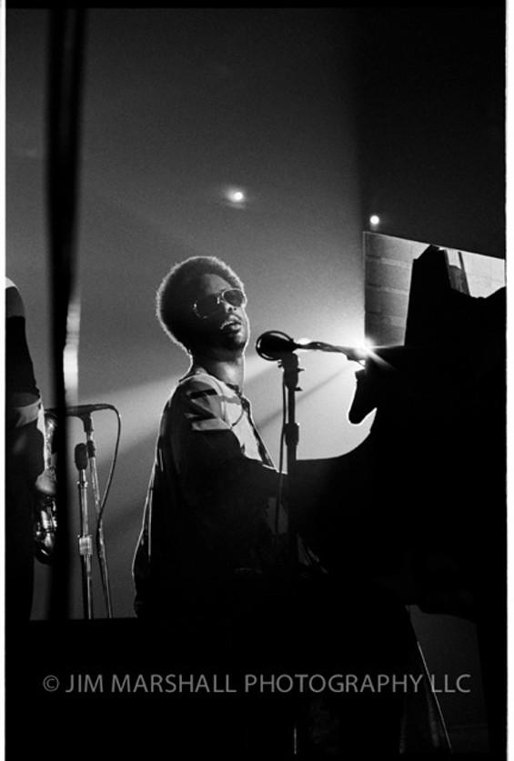 Stevie Wonder in 1973