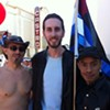 Supervisor Scott Wiener Kicks off Leather Week With This Jaw-Dropping Photo
