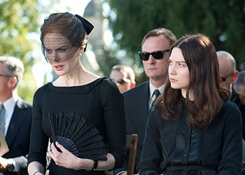 """""""Stoker"""": Gothic Teen Meets Creepy Uncle"""