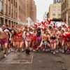 Strip Down for Cupid's Undie Run. Do It for the Children