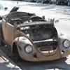 "Stripped VW On S.F. Street Bears Blunt Message: ""F.U. City Tow"""