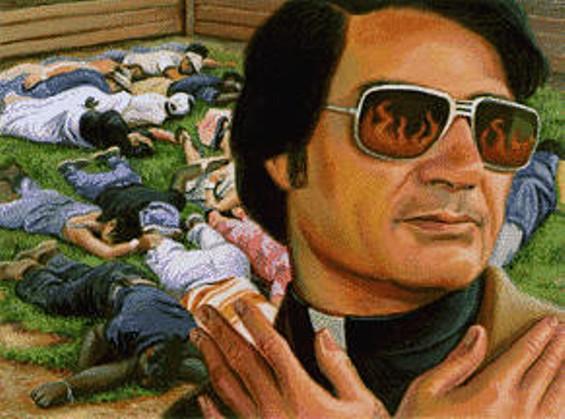 Student S Thesis Film Brings Jonestown Massacre To Life