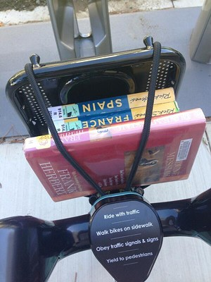 Studying up on Bay Area Bike Share... - MIKE SONN